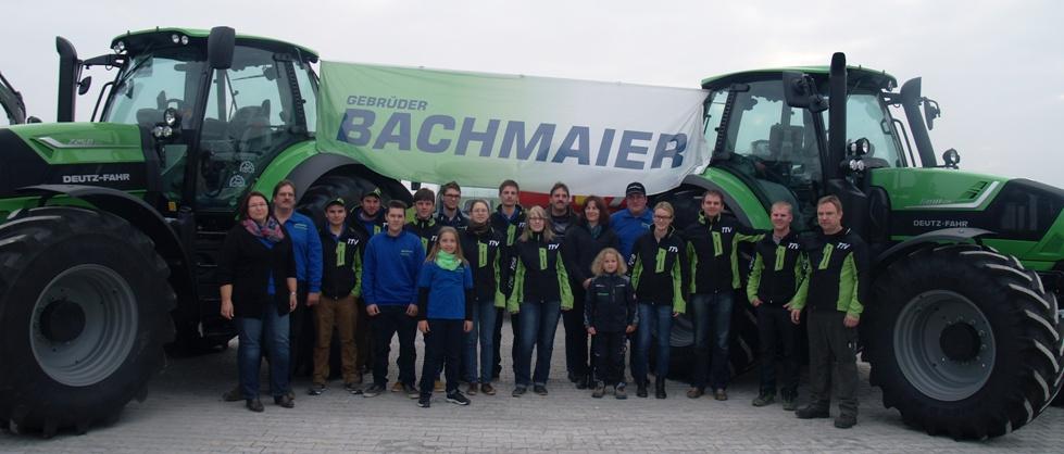 Die Mitarbeiter der Gebrüder Bachmaier stehen für Beratungen der Kunden zur Verfügung. Foto: Ramona Schittenhelm