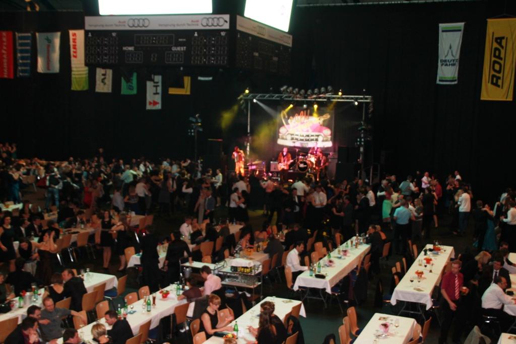 Zuckerrübenball 2015 - Eindrücke von der Veranstaltung. Foto: Bachmaier
