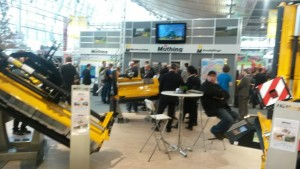 Die weltgrößte Landtechnik-Ausstellung in Hannover läuft seit dem 8.11. - noch bis Samstag sind die Messetore in Hannover geöffnet. Foto: Bachmaier