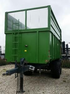 landwirtschaftliche Gebrauchtmaschine